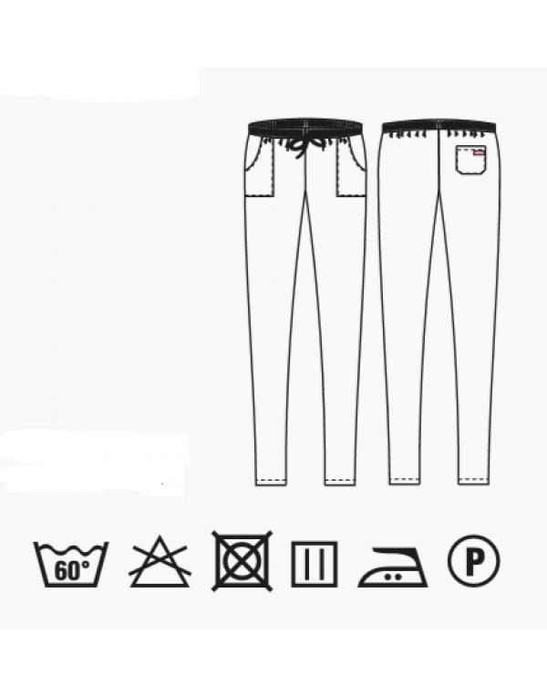 Pantalon unisex NOAH elasticizat