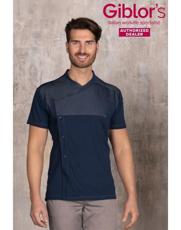 Tunică bărbaţi PAOLO silk jeans