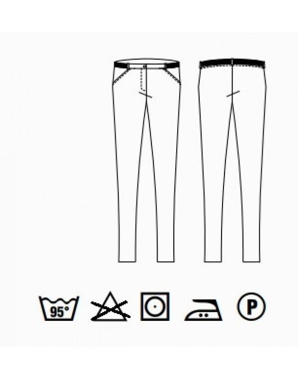 Pantalon femei GIULIA tencel