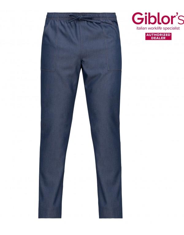 Pantalon SAUL silk jeans