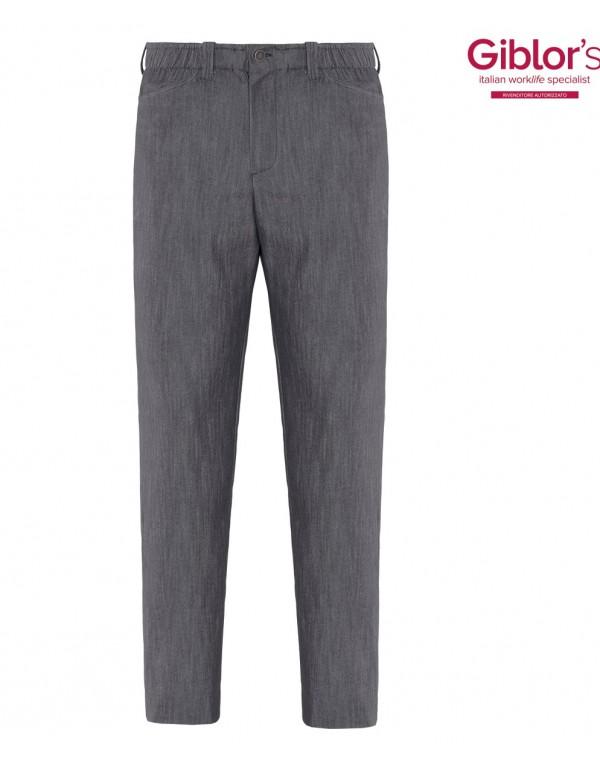 Pantalon bucătar GIOVE jeans