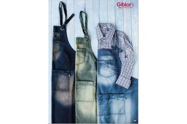 Şorţuri din jeans decolorat DALLAS şi AUSTIN, bumbac 100%