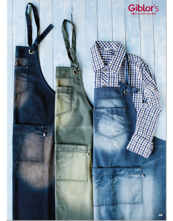 Şorţ DALLAS jeans
