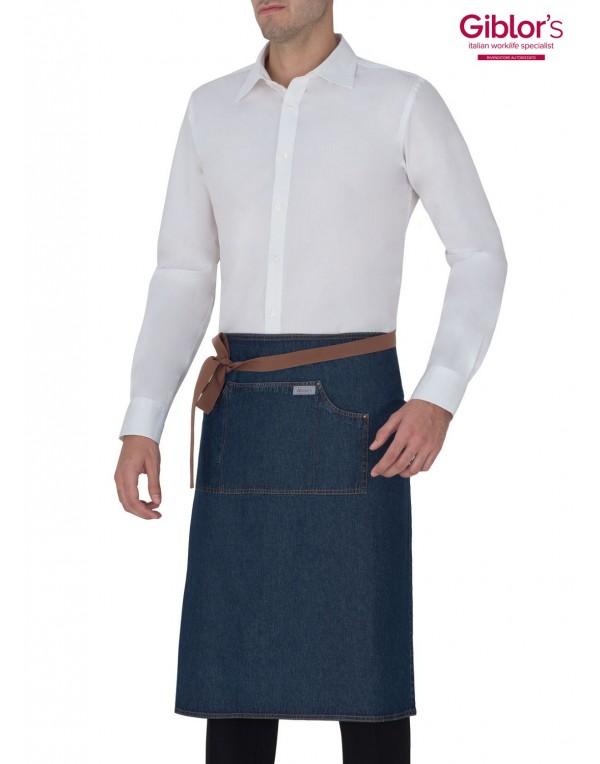 Şorţ SHANNON blue jeans