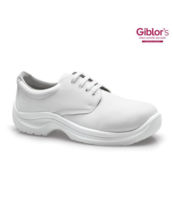 Pantof bucătar KANSAS alb